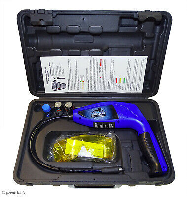 Mastercool Ac Leak Detector Tool--raptor Air Conditioning Tools Uv Blue Light