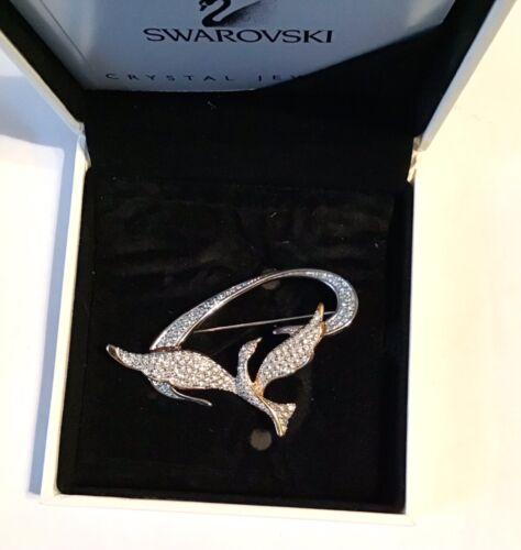 SWAROVSKI CRYSTAL Signed 1999 CELEBRATE THE SPIRIT OF FREEDOM PIN BROOCH Jewelry