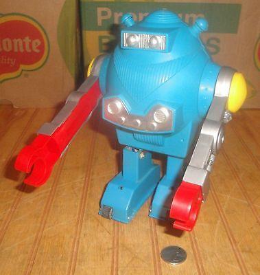 Vintage Tomy Karate Space Robot toy Made in Japan