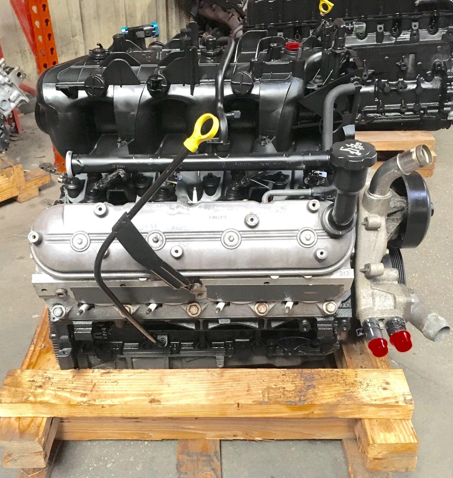 SIERRA SILVERADO 1500 Escalade Engine 2002 2003 2004 2005 LQ9 6.0L ...