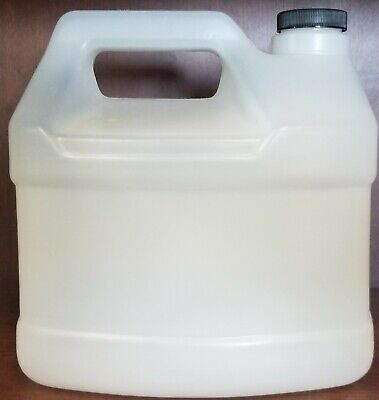 5 Quart Bottle With Cap Ideal For Hydro-force Sprayers