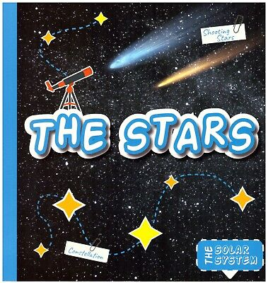 Preschool & Early Learning - The Solar System Series: THE STARS - -