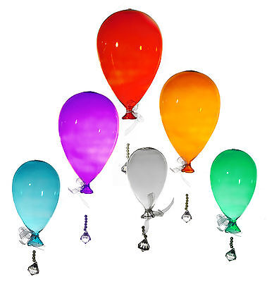 ballon aus glas zum aufh ngen glas ballon deko luftballon h ngedeko fensterdeko. Black Bedroom Furniture Sets. Home Design Ideas