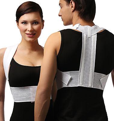 Geradehalter Stabilisator Rücken Brust Rückenhalter Wirbelsäule Stütze 0108 ()