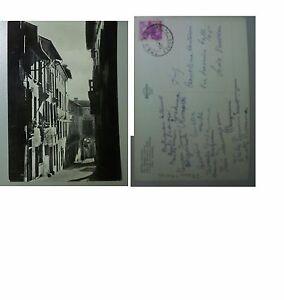 156 ASOLO -VIA ANTONIO CANOVA- CARTOLINA B/N ANIMATA E VIAGGIATA - Aidone, Italia - 156 ASOLO -VIA ANTONIO CANOVA- CARTOLINA B/N ANIMATA E VIAGGIATA - Aidone, Italia