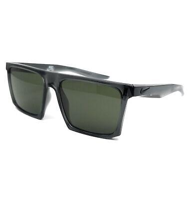 NIKE Sunglasses LEDGE EV1058 003 Anthracite Black Rectangle Men (Nike Sport Sunglasses)