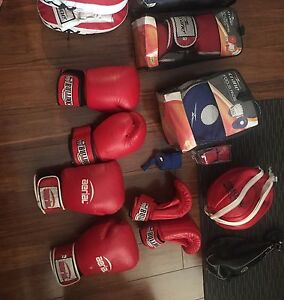 Boxing gloves training MMA Baulkham Hills The Hills District Preview