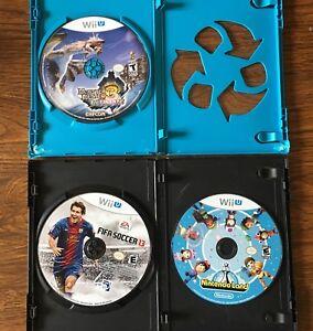 Wii U retail games