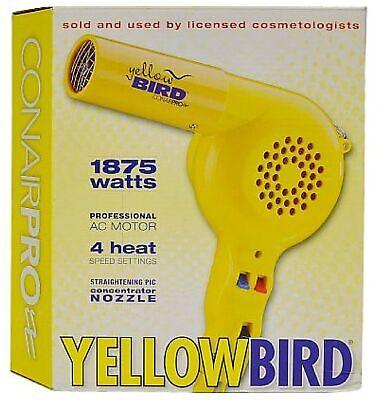 ConairPro® Yellow Bird Blow Dryer
