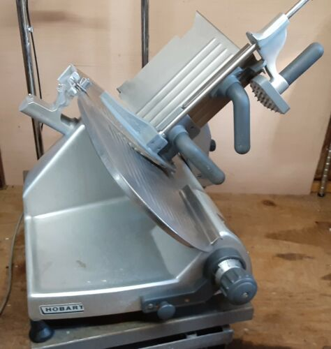 Used Hobart 2812 Heavy Duty Manual Commercial Deli Slicer