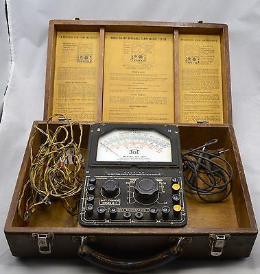 Vintage Jbt Model 60-jrt Appliance Temperature Tester
