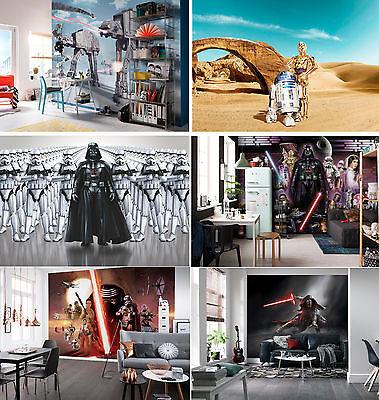 Wandbild Tapete KINDER Zimmer Foto Riesenposter Stil Star Wars Dekor