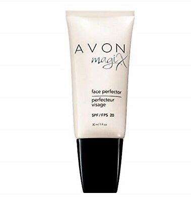 Avon Magix Face Perfector SPF 20 Primer Gel In Box (older better