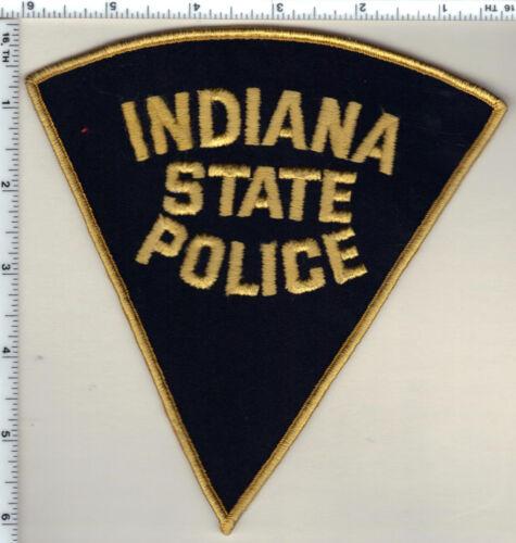 State Police (Indiana)  Uniform Take-Off Shoulder patch