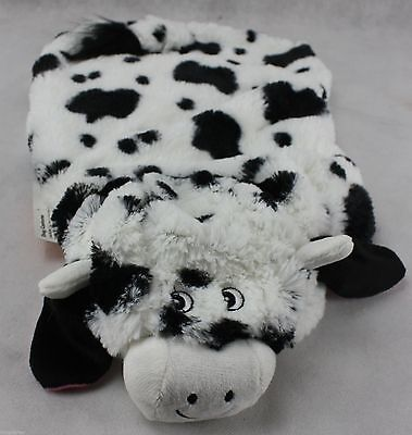 Top Paw Halloween White & Black Cow Dog Costume Coat Size Small - Dog Halloween Cow Costume