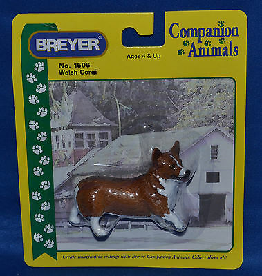 Breyer 1999 2006 Tan   White Welsh Corgi Dog Companion Animal New