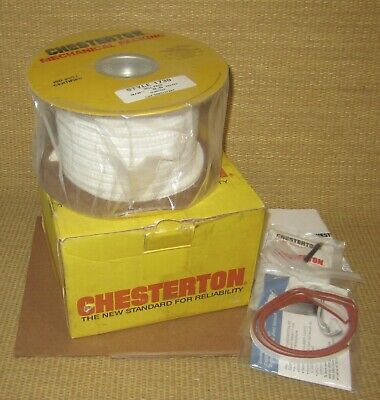 Chesterton Mechanical Packing New 38 .375 16 Meters Style 1730 Mill Pack