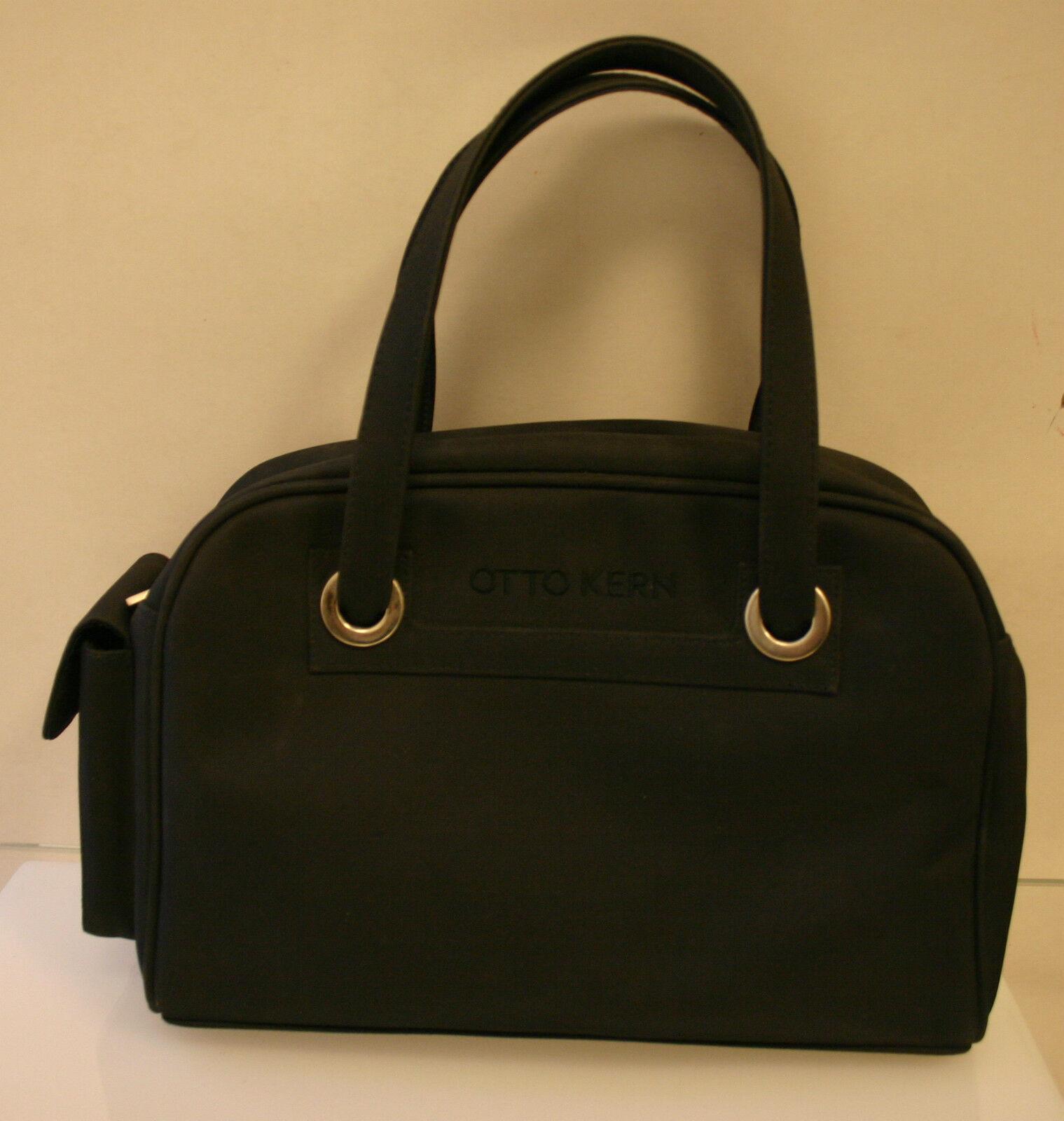 otto kern tasche gro e handtasche shopper nylon schwarz 100 original eur 35 00 picclick de. Black Bedroom Furniture Sets. Home Design Ideas