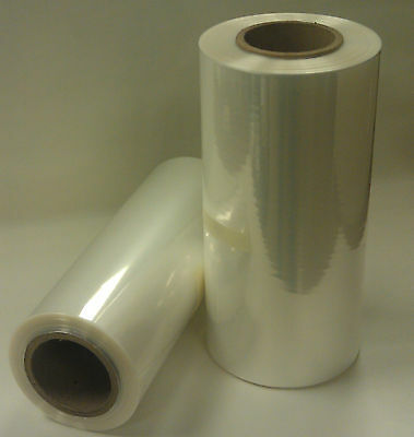 14 60ga Centerfold Polyolefin Heat Shrink Film500 Foot Roll