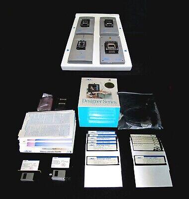 Vintage Actel Development System With Activator 2 Programmer