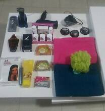men & womens beauty pack - rechargeable shaver - hair dryer -etc Pagewood Botany Bay Area Preview