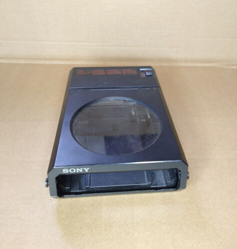 Sony EBP-9LC battery pack / carrying case for D-50 D-5 Discman / CD Walkman
