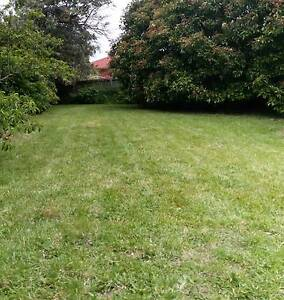 Harwood's Lawn Care Glenorchy Glenorchy Area Preview