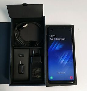 Samsung Galaxy S8, ex business phone