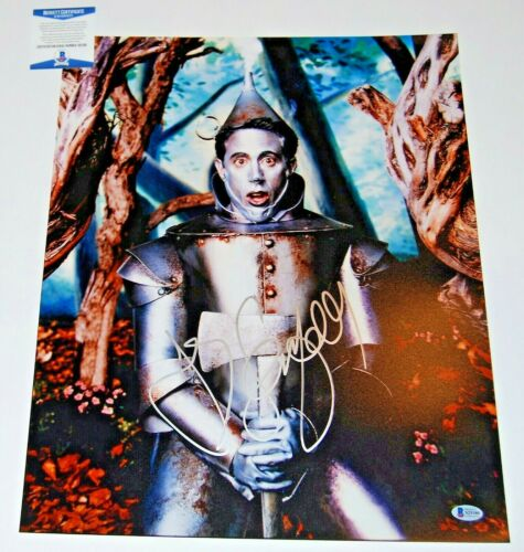 JERRY SEINFELD signed (WIZARD OF OZ) TIN MAN 16X20 *Proof* photograph BECKETT #3