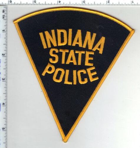 State Police (Indiana) Black Shoulder Patch 3