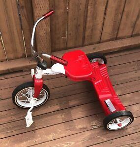 "Roadmaster 10"" dual  deck tricycle"