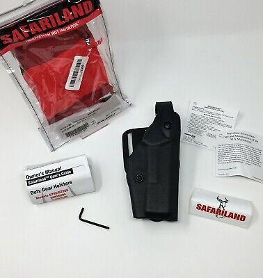 Safariland 6280 Sls Level 2 Or 3 Retention Rh Stx Duty Holster Glock 34 35