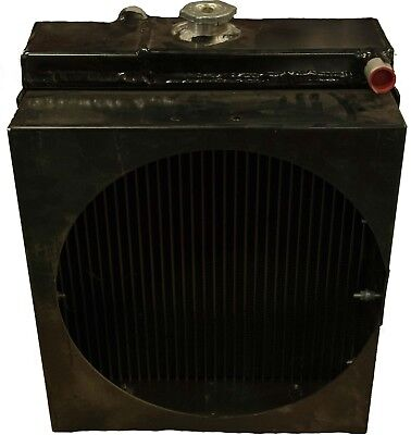 296283980 Vermeer 7 X 11 Radiator Complete With Hydraulic Cooler Mr-452-r