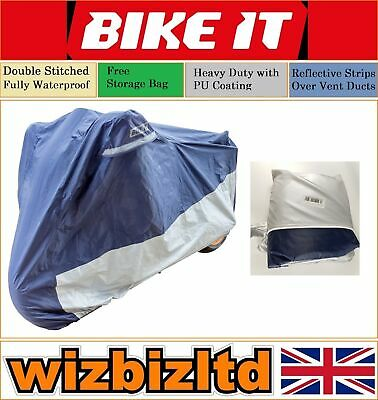Yamaha 50 DT X Supermotard 2004-2008 [Medium Deluxe Heavy Duty Raincover]