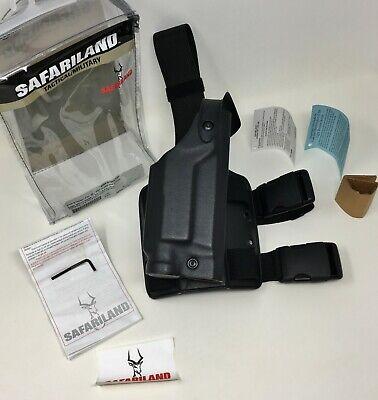 Safariland 6004 Sls Tactical Stx Leg Holster Sw Mp .45 W Weapon Light - Rh