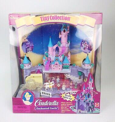 Polly Pocket Cinderella Enchanted Castle Mattel NEW NIB