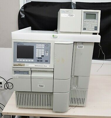 Waters Alliance 2695 Hplc Separation Module 2487 Detector  Column Heater .