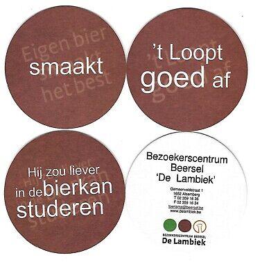 33a Belgie De Lambiek Beersel  (3stuks) Dia 95
