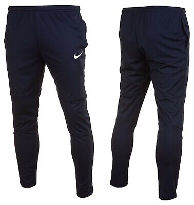 Nike Dry Park 20 Pants Knit Men Bottoms Sportswear Football Training Running