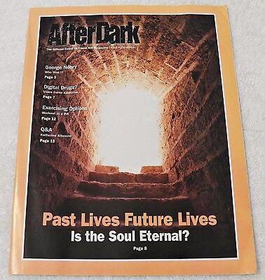 Vintage After Dark Newsletter Official Coast To Coast Am Newsletter April 2009