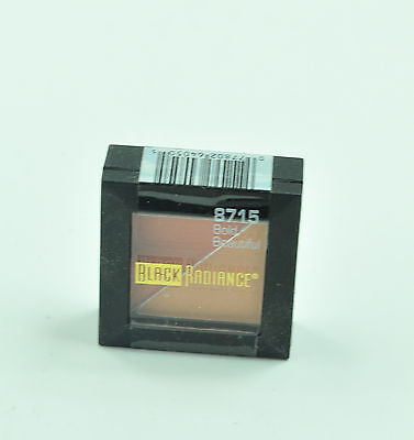 Black Radiance Dynamic Duo Eyeshadow  8715 Bold Beautiful
