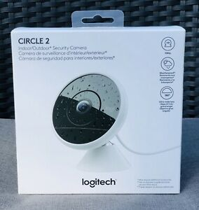 Circle 2 Logitech Indoor/Outdoor Security Camera