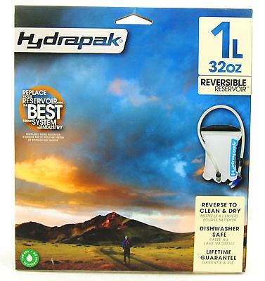 Hydrapak Reversible Elite Hydration Pack Reservoir - 1L/32oz