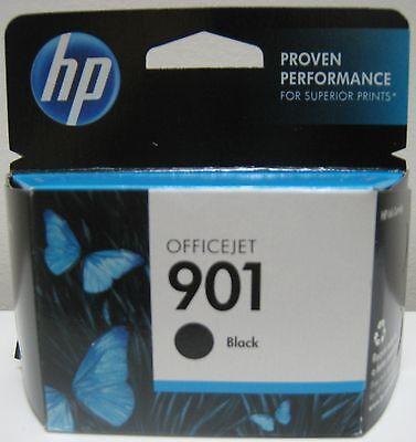 HP 901 (CC653AN#140) GENUINE BLACK INK CARTRIDGE , NEW IN BOX