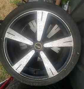 Holden rims x4 PDW 18x8 gts Craigieburn Hume Area Preview