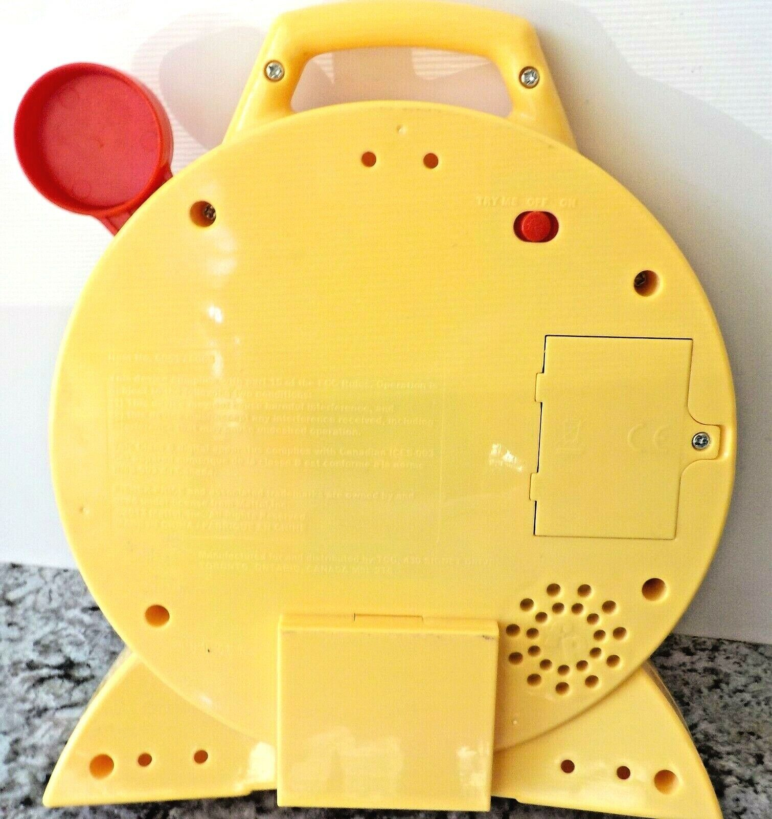 2013 Fisher Price See N Say Talking Game Sensory Learning Animal Names Sounds  - $5.95