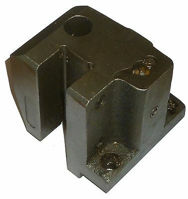 Cincinnati Avenger Cnc Lathe Od Turret Tool Block 68mm X 63mm Bolt Spacing