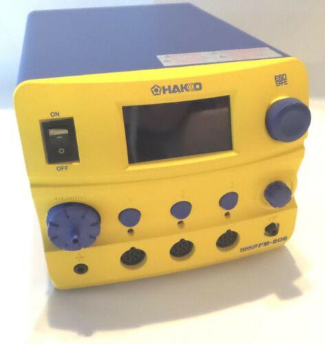 Hakko FM-206 3 Port Soldering Station Control Unit