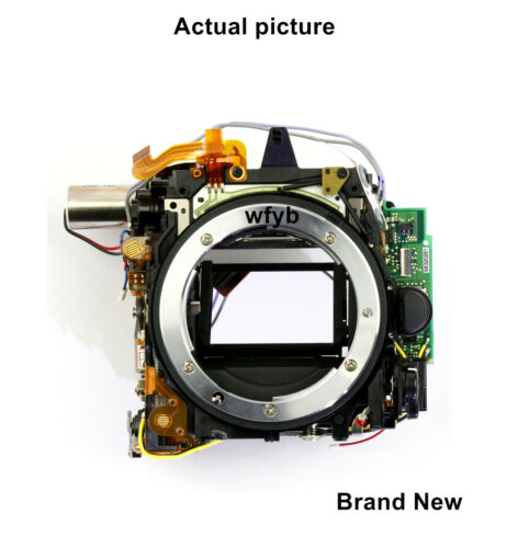 Camera Mirror Box Unit for Nikon D750 With aperture and reflector NO Shutter