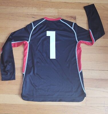 590e06474fe Soccer - Goalkeeper Jersey - 2 - Trainers4Me